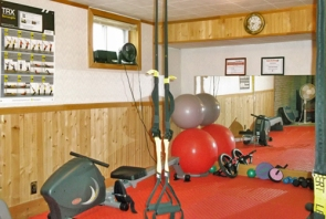Eduarda's Home Gym
